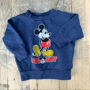 Mickey Mouse Sweater 12mo